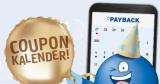 Payback Coupon Kalender: 15-fach Lieferando Punkte (7,5% Rabatt) oder 20-fach dm Punkte (10% Rabatt)