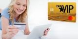 PayVIP Mastercard Gold (kostenlos) + 40€ Amazon Gutschein