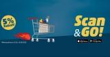Penny Scan&Go App: 5% Rabatt auf Einkauf im Penny (ausgewählte Märkte)
