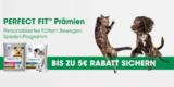 Perfect Fit Hunde- und Katzenfutter gratis testen – bis zu 5€ Cashback
