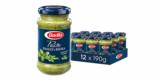 12x Barilla Pesto (Pesto alla Genovese, Pesto Rosso, Pesto Basilico e Rucola etc.) für 19,10€