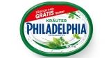 Philadelphia Kräuter Frischkäse kostenlos testen – Cashback Aktion