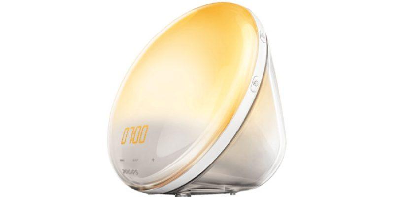 Philips Wake-Up Light HF3531/01 Lichtwecker für 72,99€