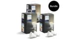 6x Philips Hue GU10 White Ambiance LED Strahler für 84,90€