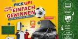 PickUp Gewinnspiel: 3,50€ Lieferando Gutschein garantiert + Chance auf weitere coole Preise