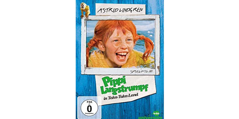 Gratis Pippi Langstrumpf Film:  Pippi in Taka-Tuka-Land