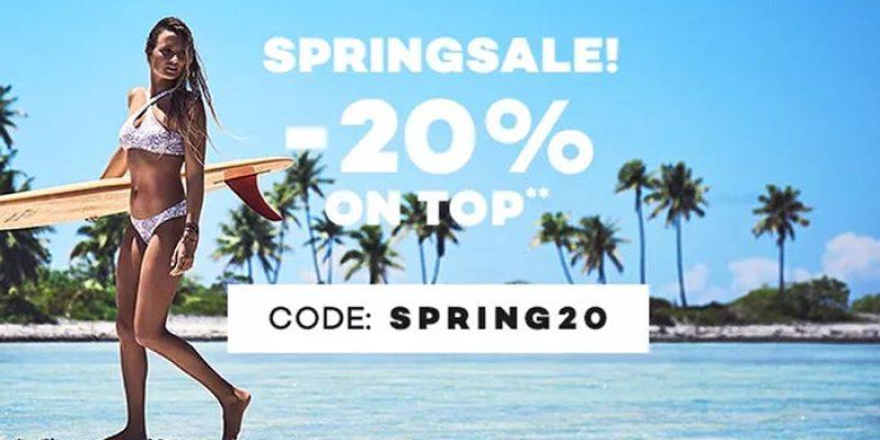 Planet Sports Spring Sale mit bis zu 80% Rabatt + 20% Gutschein