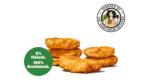 Gratis Plant-based Nuggets bei Burger King mit der MyBK App