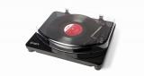 USB Plattenspieler Ion Audio Classic LP Klavier Lack Optik für nur 64,99€