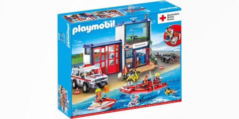 Playmobil Deutsches Rotes Kreuz (DRK) Mega-Set für 49,99€