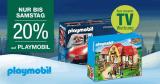 20% Playmobil Rabatt + 10% Gutschein bei Galeria Kaufhof