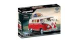 Playmobil VW T1 Camping Bus 70176 in rot (für Kinder ab 4 Jahren) für 27,91€