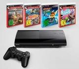 Sony Playstation 3 Bundle + 4 Spiele für nur 139€ bei Tchibo!