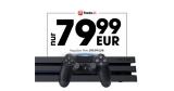 GameStop Playstation Tauschaktion: PS4 Pro 1 TB für 79,99€ für alte PS4 Konsole