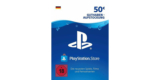 50€ Playstation Store Guthaben (PSN) für 38,53€