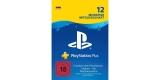 12 Monate PlayStation Plus Mitgliedschaft für 44,39€