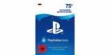 75€ Playstation Store Guthaben (PSN) für 57,49€