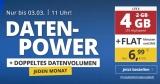 PremiumSIM Weekend Deal: LTE S Tarif mit 2 GB + 2 GB extra für 6,99€ (monatlich kündbar)