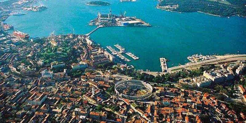 Günstige Flüge nach Pula (Kroatien) ab Berlin ab 40€ [Juli & August 2020]