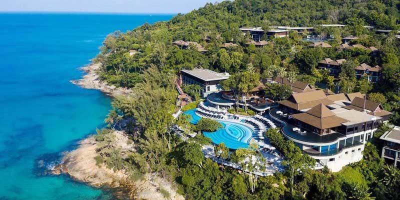 Thailand: Gutschein für 7 Nächte im 5-Sterne Hotel Pullman Phuket Arcadia Naithon Beach für 578€