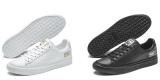 Puma Basket Stitch Sneaker (weiß & schwarz) für 31,96€
