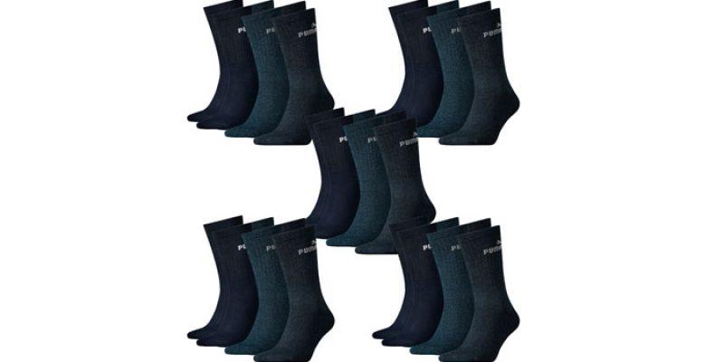 19x Paar Puma Classic Socken Sport für 29,99€