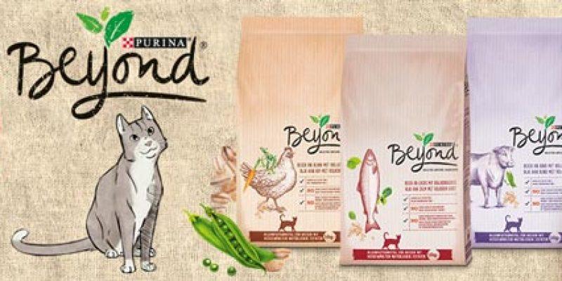 Purina Beyond Katzenfutter gratis testen – Cashback Aktion