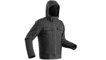 Quechua Winterjacke SH500 x-warm (Herren, grau) für 43,98€