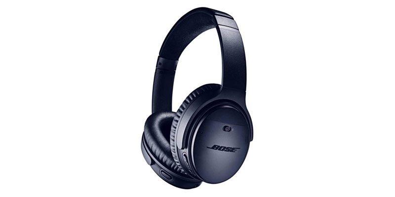 Bose QuietComfort 35 II Noise Cancelling Kopfhörer (schwarz oder silber) für 180,09€