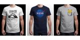Qwertee Sale mit 50% Rabatt – diverse T-Shirts ab 4€
