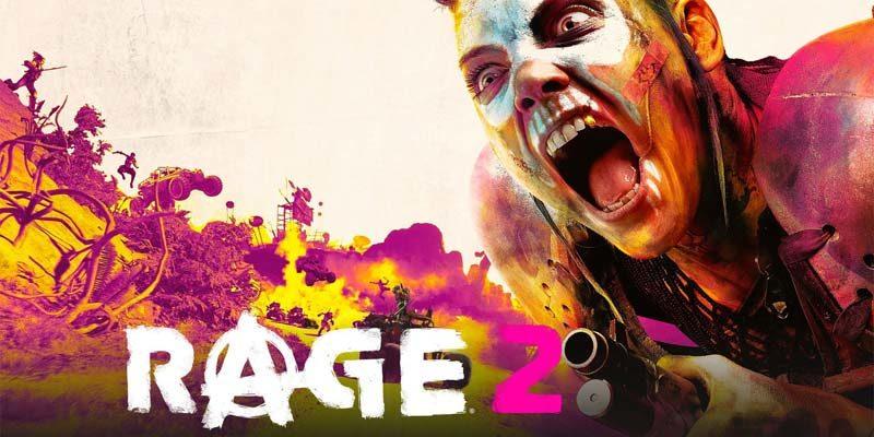 Epic Games Store Gratis-Spiel: Rage 2 für den PC