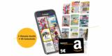 2 Monate Readly für 0€ (Zeitschriften-Flatrate) + 5€ Amazon Gutschein