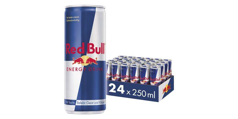 24x Dosen Red Bull Energy Drink für 18,64€ (nur 0,78€ pro Dose)
