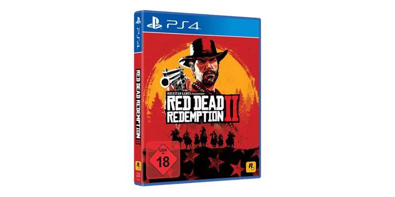 Red Dead Redemption 2 Playstation 4 für 17,54€ bei Abholung bei Saturn