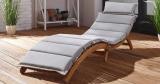 Relaxliege Bora inkl. Auflage für 82,95€ bei Mömax