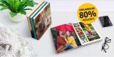REWE Foto Gutschein: z.B. A4 Hardcover Fotobuch mit 24 Seiten für 9,89€ oder 96 Seiten für 21,80€
