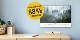 REWE Fotokalender Gutschein: A4 Kalender für 1,38€ + 6,90€ Versand