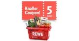 5€ REWE Gutschein ab 40€ Einkaufswert über die App (im Supermarkt vor Ort) – jeden Freitag ab 01.10. & 11.10.2021