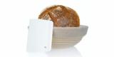 riijk Gärkörbchen + Teigschaber (22 cm Durchmesser, rund) für 11,98€