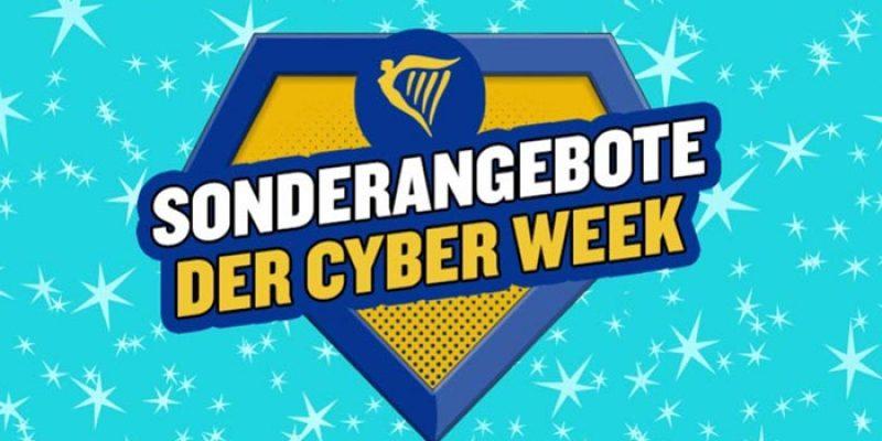 Ryanair Cyber Week – Flüge nach Alicante, Mallorca oder Faro ab 2€