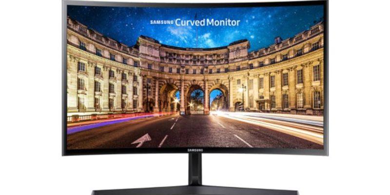 Samsung C27F396FHU Full-HD Curved Monitor (27 Zoll) für 179€