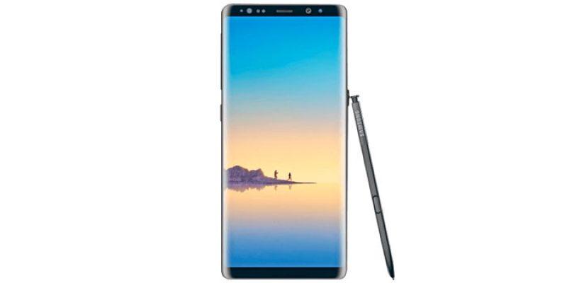 Samsung Galaxy Note 8 Smartphone für 352,09€ mit Saturn Card