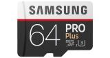 Samsung Pro Plus Micro-SDXC Speicherkarte mit 64 GB für 19,80€