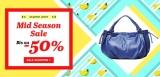 Sarenza Mid Season Sale mit bis zu 50% Rabatt