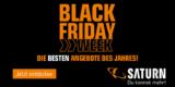 Saturn Black Friday Week 2020: Übersicht der besten Elektronik-Deals