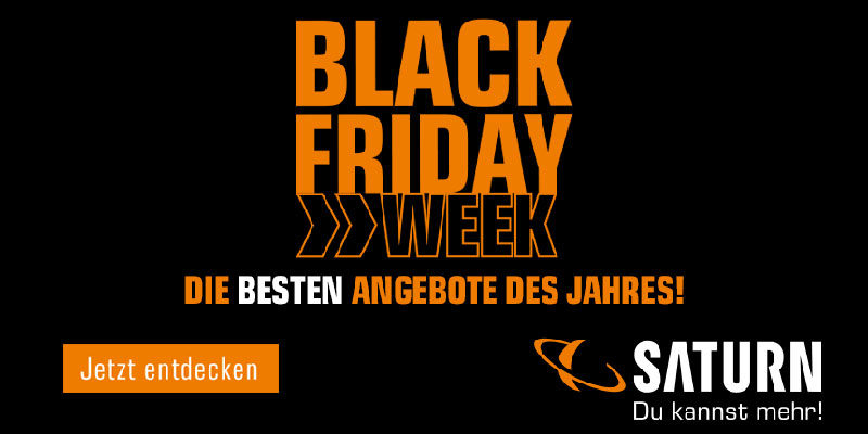Saturn Black Friday Week 2020: Übersicht der besten Elektronik-Deals