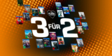Saturn Games Aktion: 3 für 2 Spiele (Playstation 5 & 4, XBOX & PC)