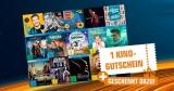 Saturn Kinoticket Aktion: Kino-Gutschein je 30€ Einkaufswert geschenkt (Film- und Musik Sortiment)