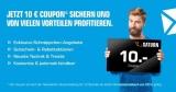 10€ Saturn Newsletter Gutschein ab 100€ Bestellwert (72 Stunden gültig)