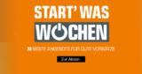 Saturn Start Was Wochen – z.B. Siemens WT47W5B1 Trockner für 666€ + 60€ Gutschein